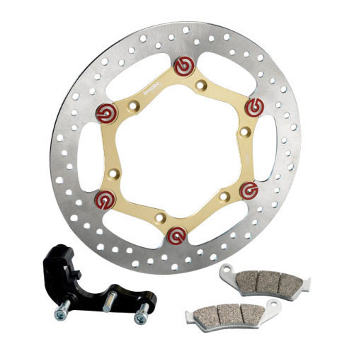 BREMBO OVERSIZED KIT APRILIA 122B06925