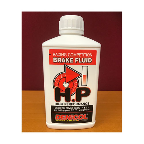 DENICOL ΥΓΡΟ ΦΡΕΝΩΝ RACING COMPETITION HP (500 ML) HPB