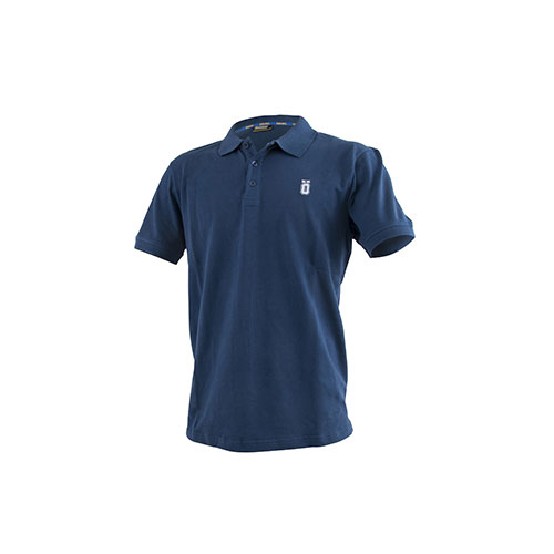 OHLINS T-SHIRT POLO ΜΠΛΕ (L)