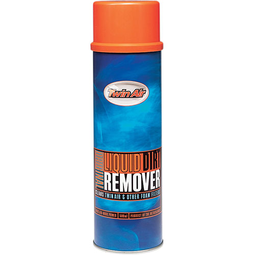 TWIN AIR LIQUID DIRT REMOVER SPRAY, AIR FILTER CLEANER (500ML) 159006