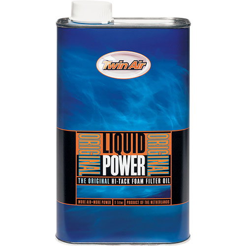 TWIN AIR LIQUID POWER, AIR FILTER OIL (1 LITER) 159015