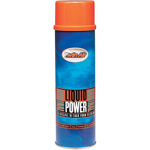 TWIN AIR LIQUID POWER SPRAY, AIR FILTER OIL (500ML) 159016M