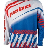 HEBO JERSEY END-M/X STRATOS M-WHITE HE2537MB