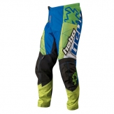 HEBO PANTS END/MX SWAY SMALL BLUE GREEN HE3535SV