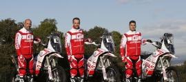 Gas Gas - Η ομάδα Gas Gasστο Ράλλυ Dakar 2018