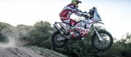 Gas Gas - Φινάλε για το Ράλλυ Dakar 2018